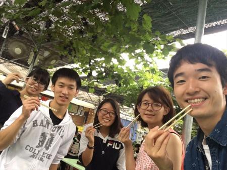 夏合宿の写真3