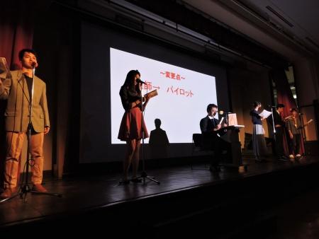 作品発表会の写真1