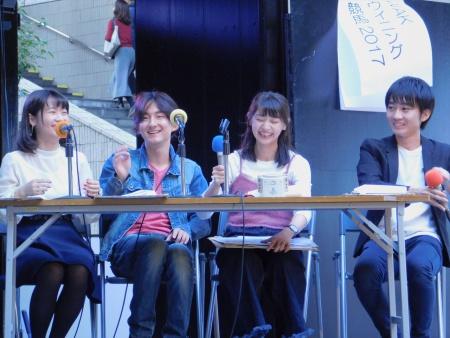 早稲田祭サテライトスタジオ写真6